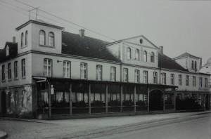 Hotel Wegener, Foto: Heimatverein Bad Lippspringe